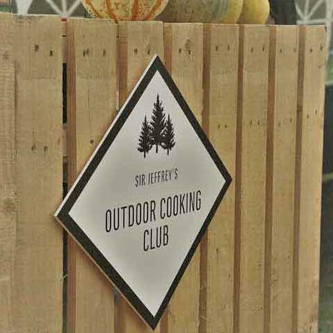Outdoor Cooking Club - logo