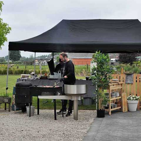 Outdoor Cooking Club - buiten koken